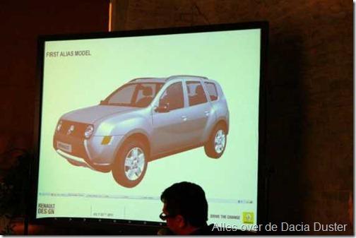 Van R4 tot Dacia Duster 02