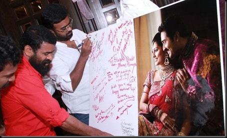 Sneha and Prasanna Wedding Reception Photos_19