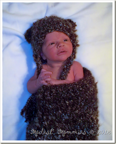 Bear Hat and Cocoon