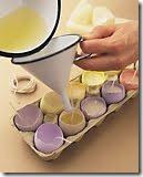 velas hechas con huevos (1)