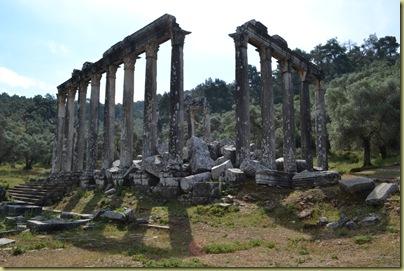 Euromos Temple of Zeus