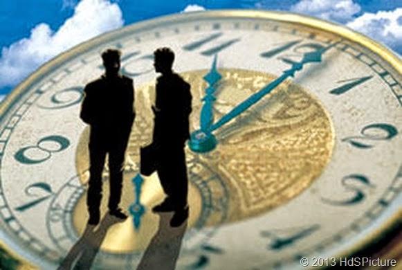 Jangan Pernah Membuang Waktu!