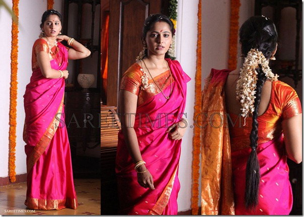 Anushka_Pink_Traditional_Saree