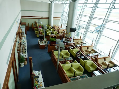 Flying Blue: Business Lounge Ho Chi Minh - Saigon