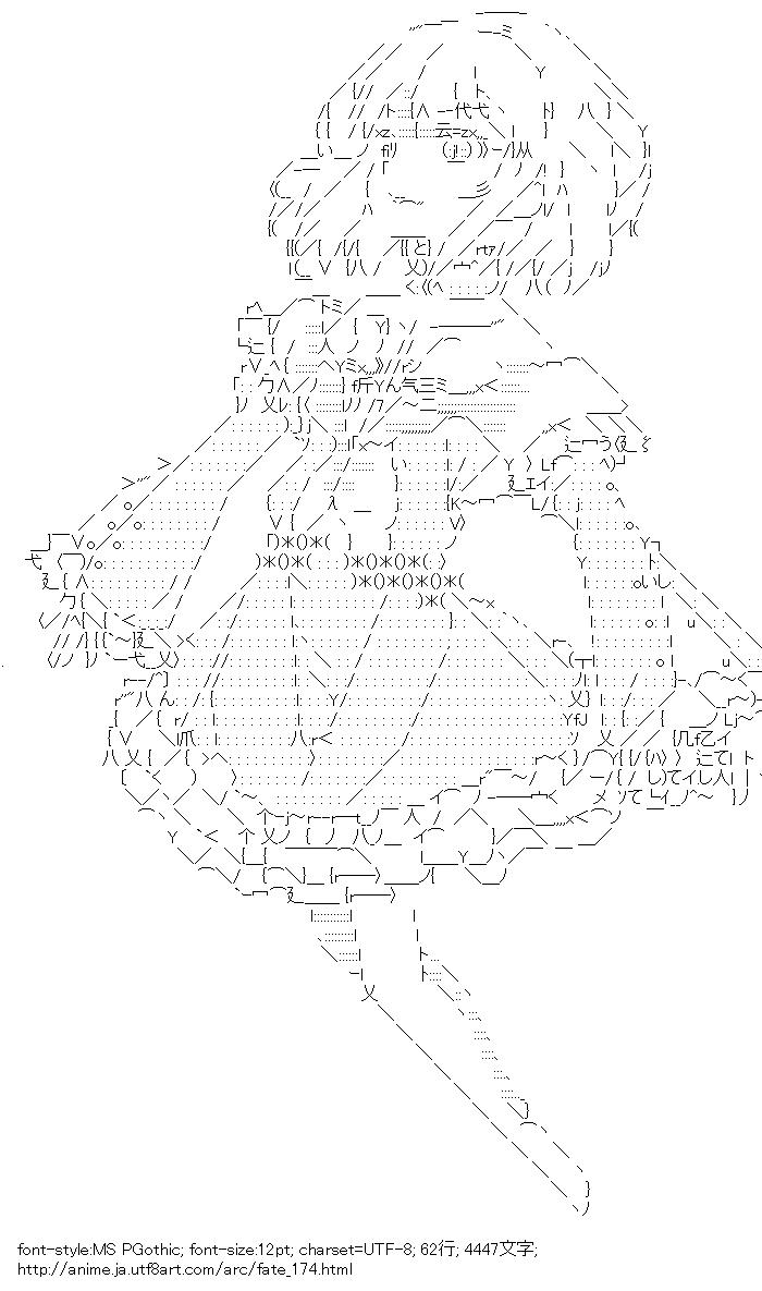 [AA]沙条愛歌 (Fate/Prototype)