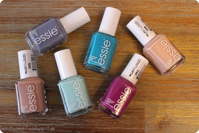 essie flowerista le pedal pushers garden variety blossom dandy perennial chic picked perfect flowerista swatch swatches nailpolish dupe nagellack nagellacke kollektion spring 2015 frühjahr collection