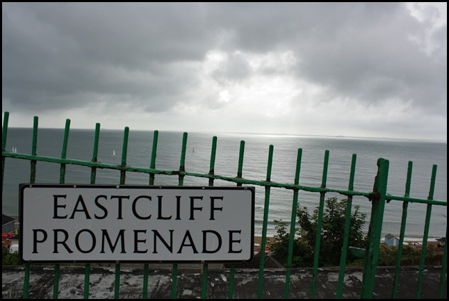 Eastcliff Promenade, Shanklin Beach