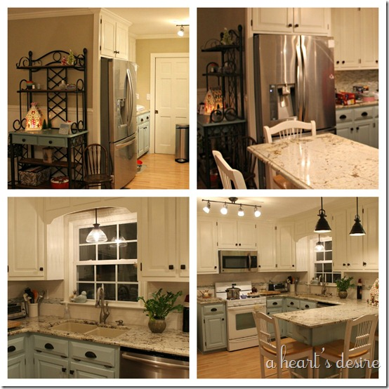 kitchen after collage