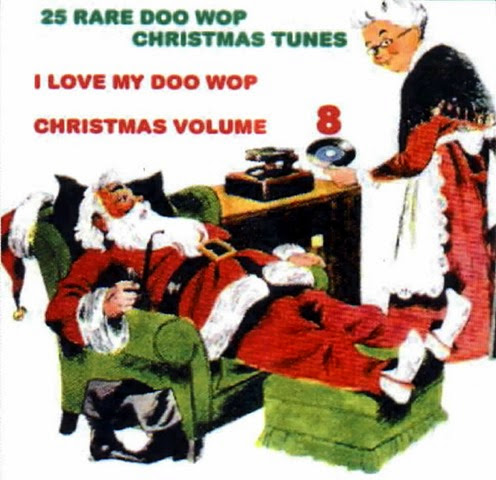 I Love My Doo Wop Christmas Vol 8 Front