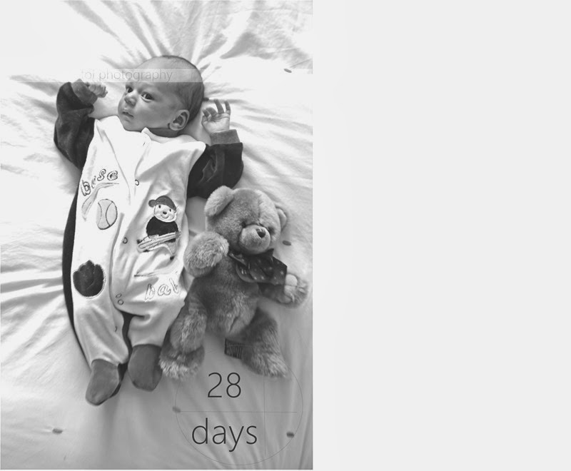 Mr T. 28 days