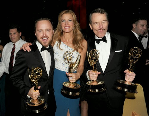 Anna Gunn Emmy Awards Paul Cranston
