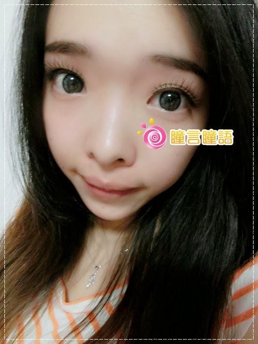 韓國GEO隱形眼鏡-GEO Holicat 荷麗貓魅惑灰(Sexy Cat)25