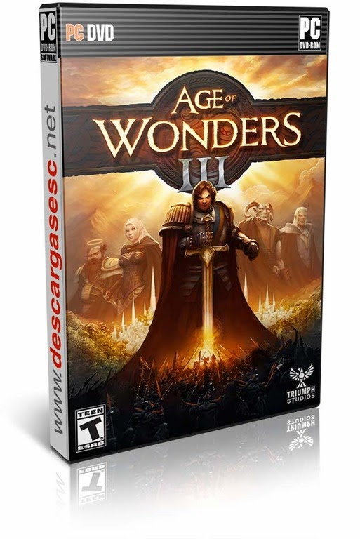 Age of Wonders III-RELOADED-pc-cover-box-art-www.descargasesc.net
