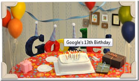 google-celebrates-its-13th-birthday