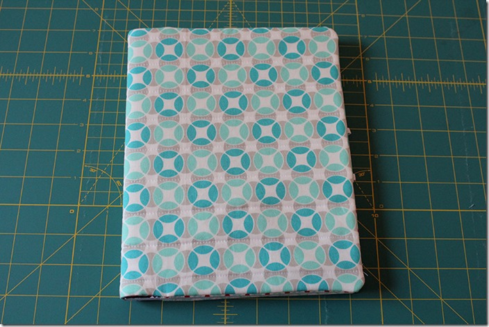 Notebook Cover Tutorial 15