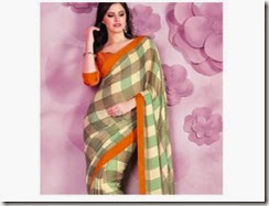 Fashionandyou : Buy Brijraj Sarees At Rs. 799 only