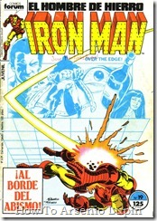 P00061 - El Invencible Iron Man - 165 #166