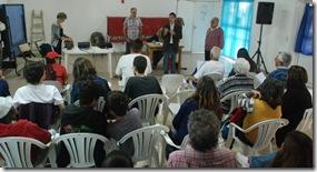 Tercera asamblea en San Bernardo
