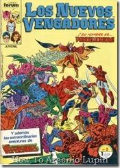 P00005 - Los Nuevos Vengadores #5