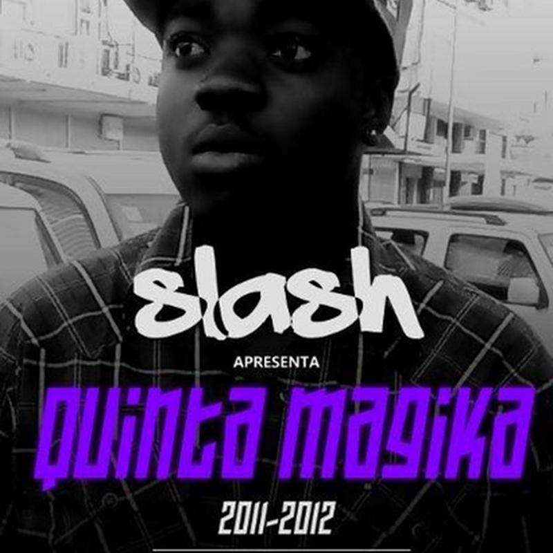 Slash: Quinta Mágika [Panfleto]