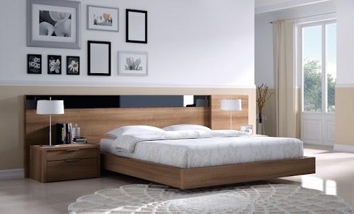 El cabezal uno de los protagonistas de tu dormitorio - Que cuadros poner en el dormitorio ...