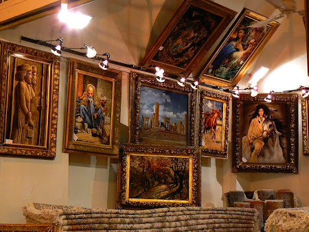 Shiraz: Persian carpets