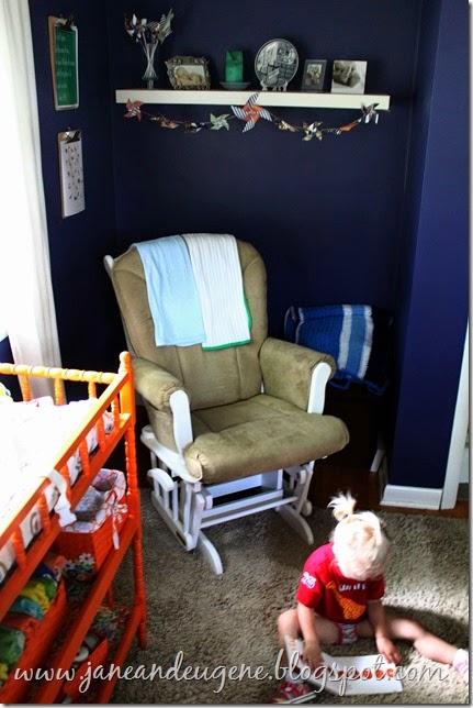 baby boy nursery 7