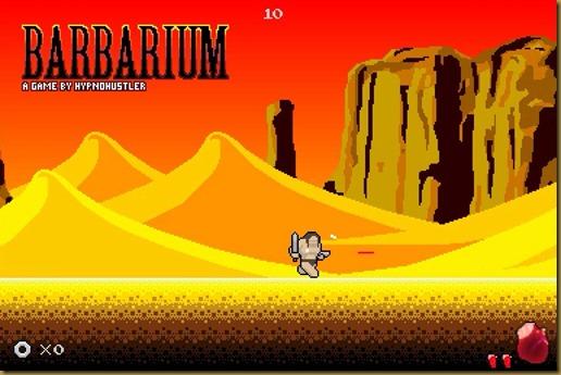 Barbarium はじまり