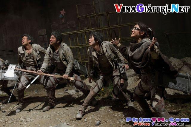 Xem Phim Đại Chiến Titan 2: Tận Thế - Attack On Titan 2: End Of The World - Live Action - phimtm.com - Ảnh 4