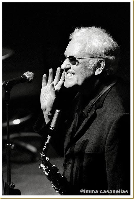 Lee Konitz, Auditorio del Kursaal, Donostia 2013
