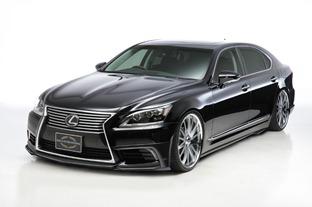 Lexus-LS-2013-Wald-Tune-1