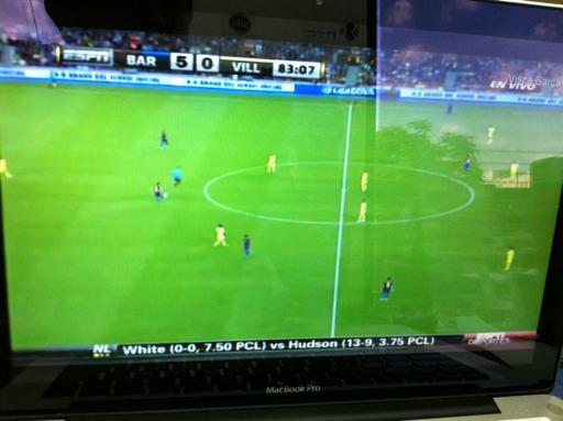 Manita al Villarreal en el inicio de temporada