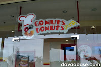 Go Nuts Donuts, G/F Abreeza Mall, J.P. Laurel Avenue, Davao City
