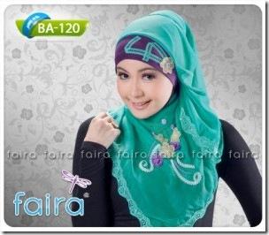Jilbab Faira Terbaru
