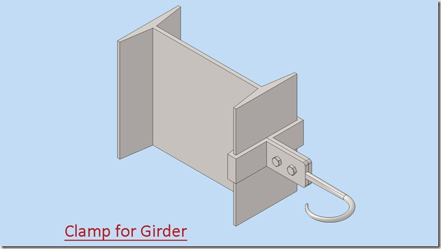 Clamp for Girder_1