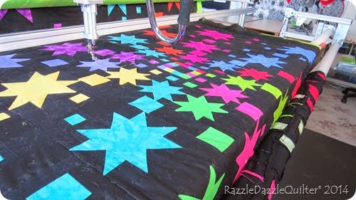 Starhurst quilt