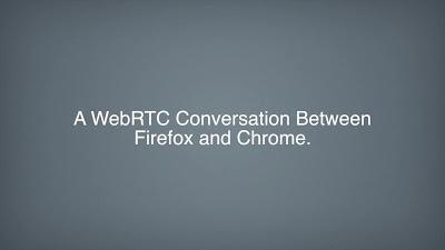 Mozilla Firefox e Google Chrome per lo sviluppo di WebRTC