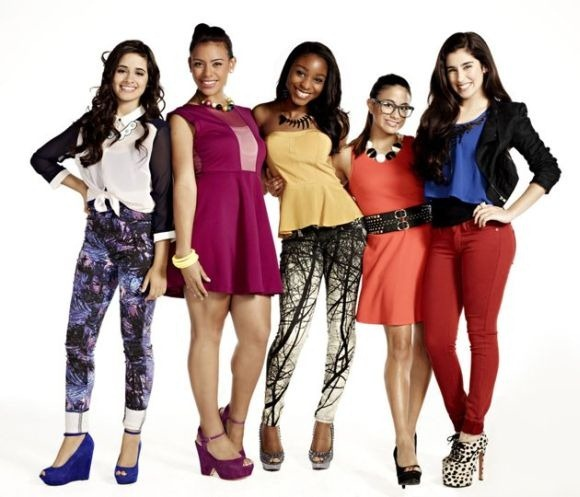 Fifth Harmony of The X Factor USA - the next girl group to watch!