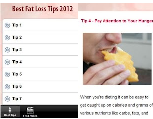 Best Weight Loss Tips 2012 1.0 apk