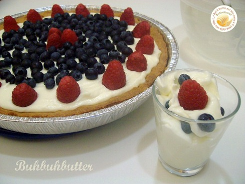 Crostata frutti di bosco Nightfairy 2