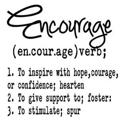 EncourageDefined