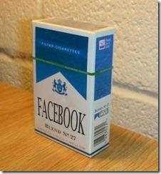 Facebook Zigaretten