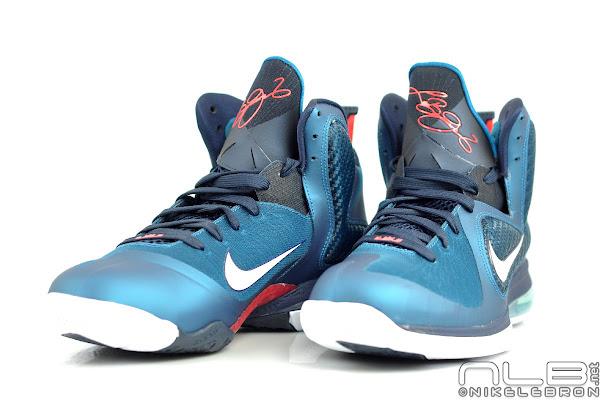 The Showcase Nike LeBron 9 Ken Griffey Jr 8220Swingman8221