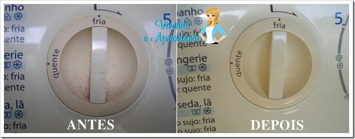 Limpando a máquina de lavar5