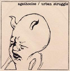 Agathocles_&_Urban_Strugle_Split_7''_front