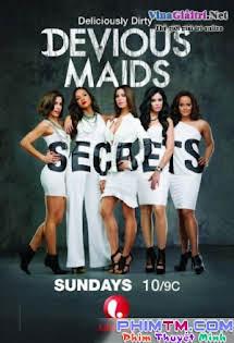 Những Cô Hầu Gái Kiểu Mỹ :Phần 3 - Devious Maids Season 3 Tập 13-End