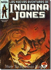 P00015 - Indiana Jones nº15 .howtoarsenio.blogspot.com