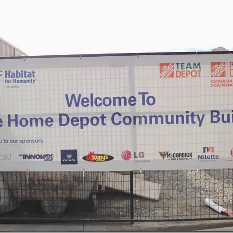 Building Hope: A Home Depot/Habitat for Humanity Build