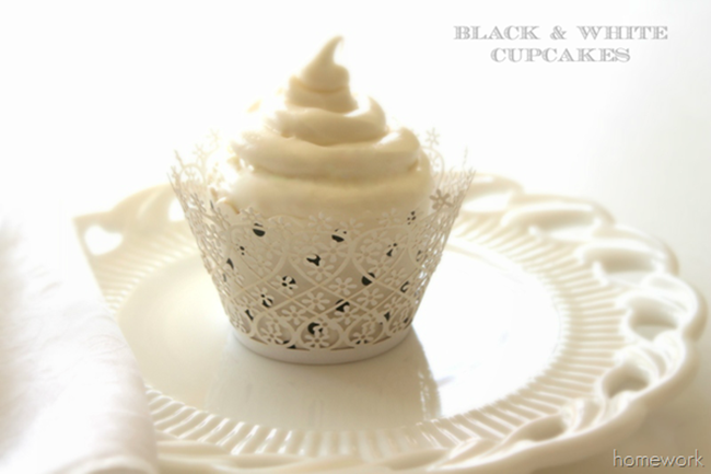 Black & White Cupcakes by homework_thumb[2]
