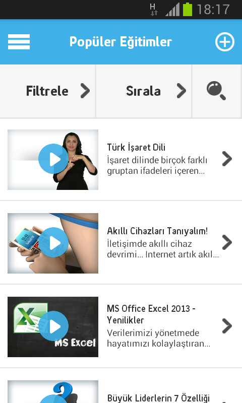 Turkcell Akademi Screenshot 2